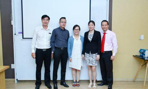 """Hội thảo khoa học """"Tạo dựng chất lượng và nâng cao năng lực bộ phận nhân sự trong tổ chức"""""""