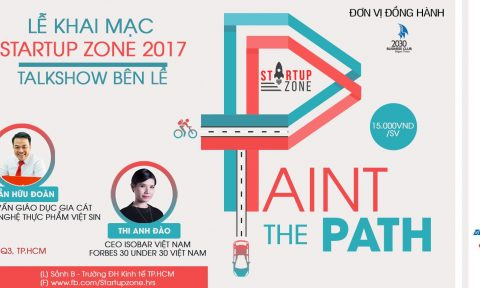 STARTUP ZONE 2017 – ON TOP IN YOUR OWN WAY