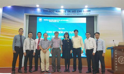 Hội thảo Kinh nghiệm xây dựng và triển khai BSC-KPI tại các doanh nghiệp Việt Nam